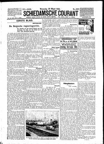 Schiedamsche Courant 1935-03-20