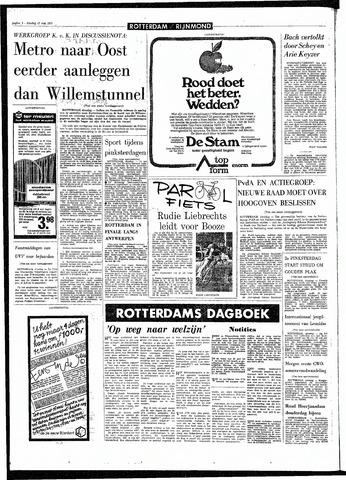 Rotterdamsch Parool / De Schiedammer 1970-05-12