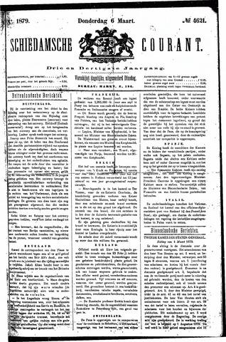 Schiedamsche Courant 1879-03-06