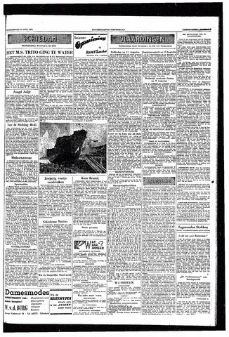 Rotterdamsch Nieuwsblad / Schiedamsche Courant / Rotterdams Dagblad / Waterweg / Algemeen Dagblad 1953-07-23