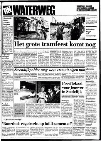 Rotterdamsch Nieuwsblad / Schiedamsche Courant / Rotterdams Dagblad / Waterweg / Algemeen Dagblad 1983-09-19