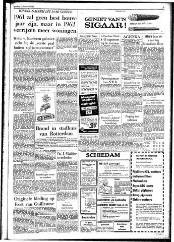 Rotterdamsch Parool / De Schiedammer 1961-02-14