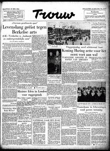 Trouw / De Rotterdammer 1954-05-24