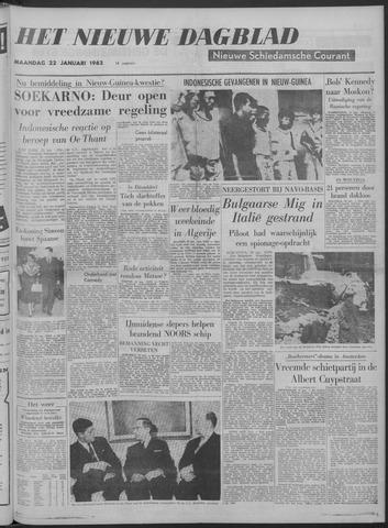 Nieuwe Schiedamsche Courant 1962-01-21