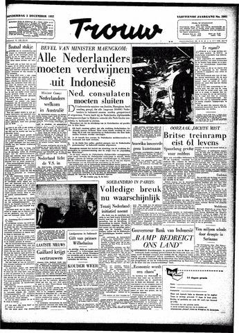 Trouw / De Rotterdammer 1957-12-05