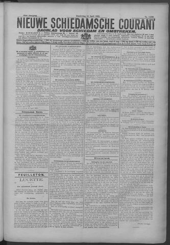 Nieuwe Schiedamsche Courant 1925-04-16
