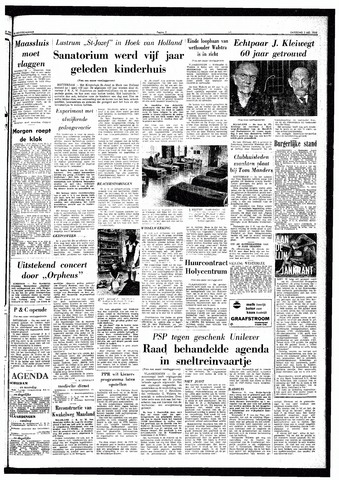 Trouw / De Rotterdammer 1969-05-03