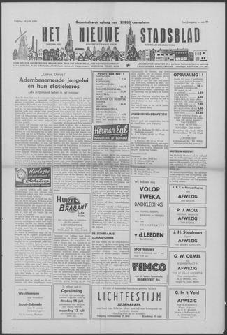 Het Nieuwe Stadsblad 1959-07-10