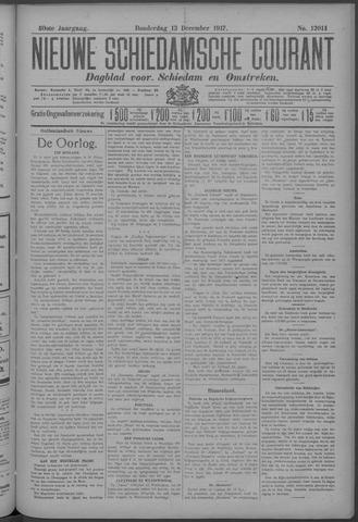 Nieuwe Schiedamsche Courant 1917-12-13