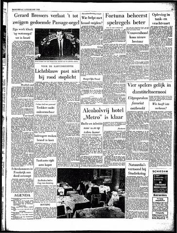 Rotterdamsch Parool / De Schiedammer 1963-02-14