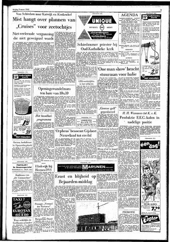 Rotterdamsch Parool / De Schiedammer 1962-03-09