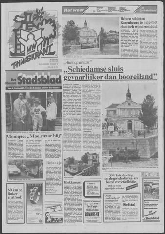 Het Nieuwe Stadsblad 1988-07-20
