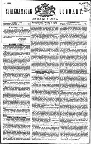 Schiedamsche Courant 1866-06-04