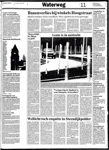 Rotterdamsch Nieuwsblad / Schiedamsche Courant / Rotterdams Dagblad / Waterweg / Algemeen Dagblad 1991-11-19