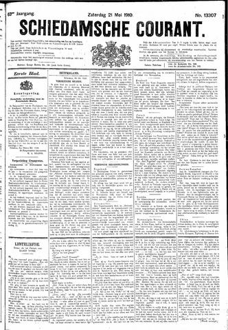 Schiedamsche Courant 1910-05-21