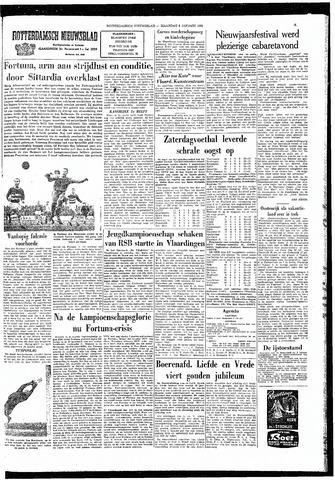 Rotterdamsch Nieuwsblad / Schiedamsche Courant / Rotterdams Dagblad / Waterweg / Algemeen Dagblad 1964-01-06