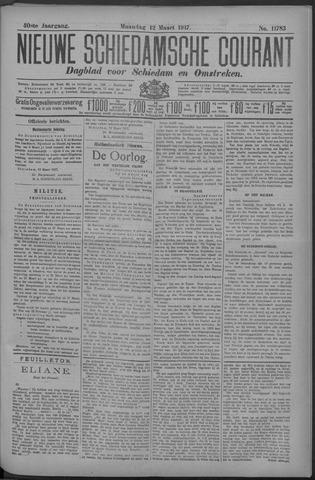 Nieuwe Schiedamsche Courant 1917-03-12