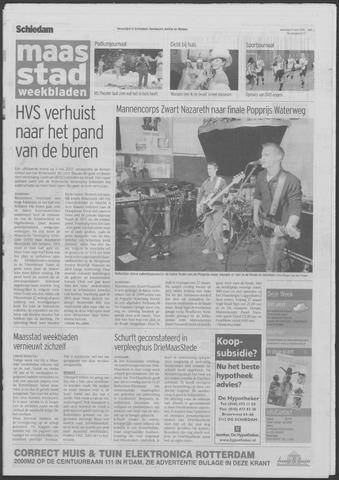 Maaspost / Maasstad / Maasstad Pers 2009-03-11