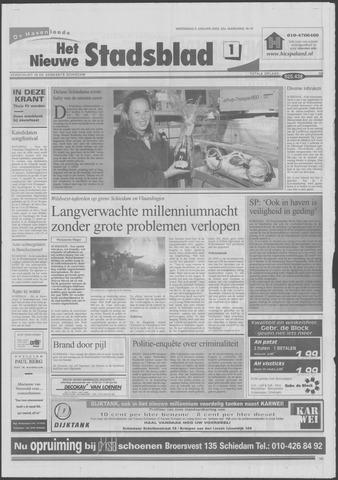 Het Nieuwe Stadsblad 2000