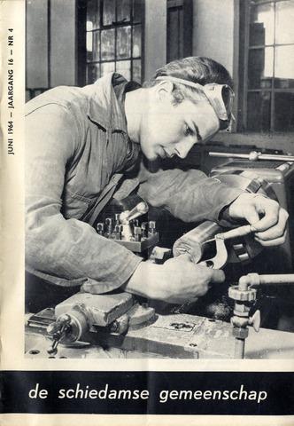 Schiedamse Gemeenschap (tijdschrift) 1964-06-01