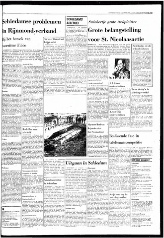 Rotterdamsch Nieuwsblad / Schiedamsche Courant / Rotterdams Dagblad / Waterweg / Algemeen Dagblad 1968-11-29