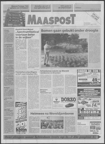 Maaspost / Maasstad / Maasstad Pers 1995-08-16