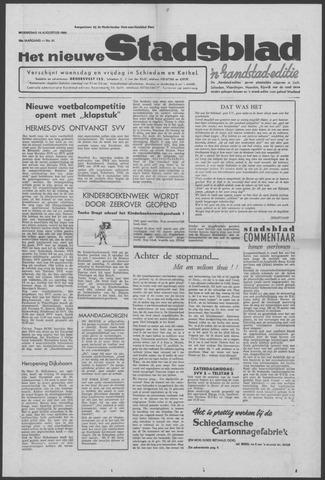 Het Nieuwe Stadsblad 1964-08-19