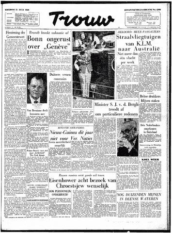 Trouw / De Rotterdammer 1959-07-31
