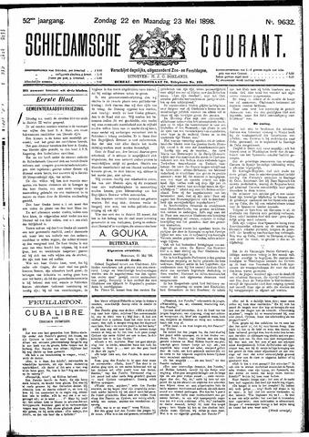 Schiedamsche Courant 1898-05-23