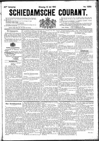 Schiedamsche Courant 1910-07-12