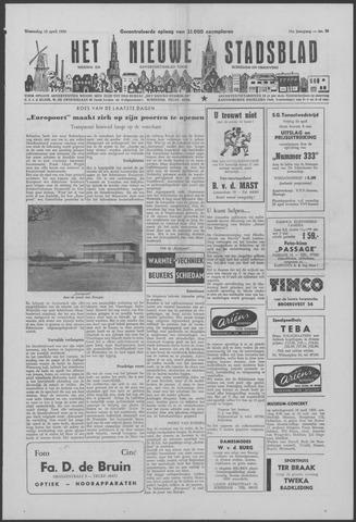 Het Nieuwe Stadsblad 1959-04-15