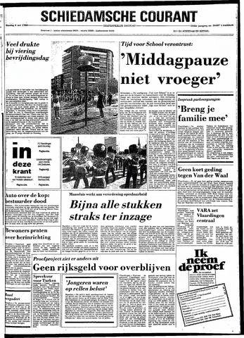 Rotterdamsch Nieuwsblad / Schiedamsche Courant / Rotterdams Dagblad / Waterweg / Algemeen Dagblad 1980-05-06