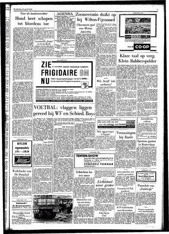 Rotterdamsch Parool / De Schiedammer 1962-04-12