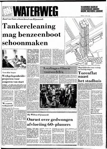Rotterdamsch Nieuwsblad / Schiedamsche Courant / Rotterdams Dagblad / Waterweg / Algemeen Dagblad 1983-04-01