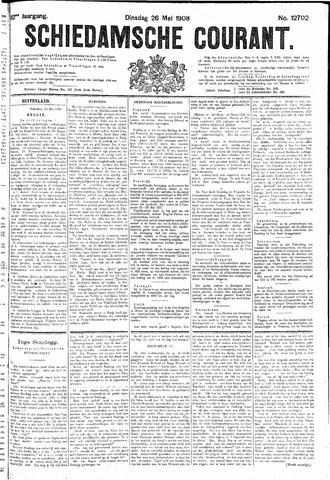 Schiedamsche Courant 1908-05-26