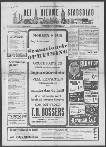 Het Nieuwe Stadsblad 1952-07-11