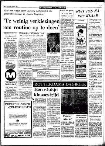 Rotterdamsch Parool / De Schiedammer 1966-12-07
