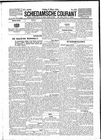 Schiedamsche Courant 1935-03-08