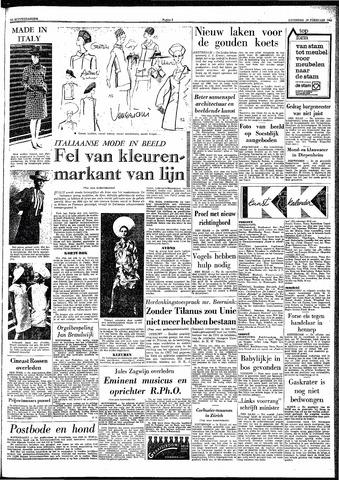 Trouw / De Rotterdammer 1966-02-19