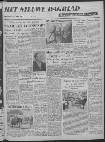 Nieuwe Schiedamsche Courant 1962-07-14