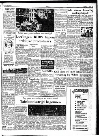 Trouw / De Rotterdammer 1963-04-02