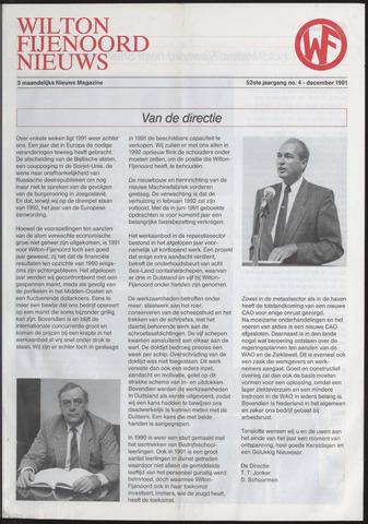 Wilton Fijenoord Nieuws 1991-04-01