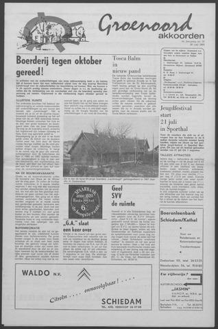 Groenoord Akkoorden 1969-06-26