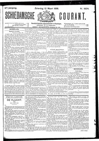 Schiedamsche Courant 1898-03-12