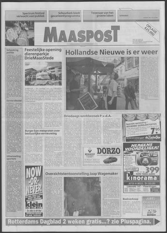Maaspost / Maasstad / Maasstad Pers 1995-06-07
