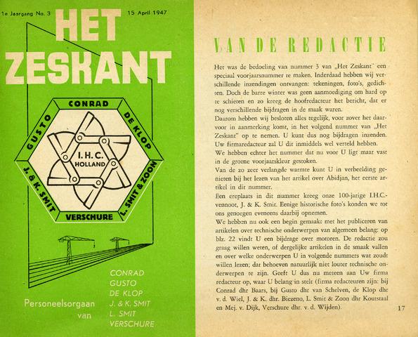Het Zeskant 1947-04-01