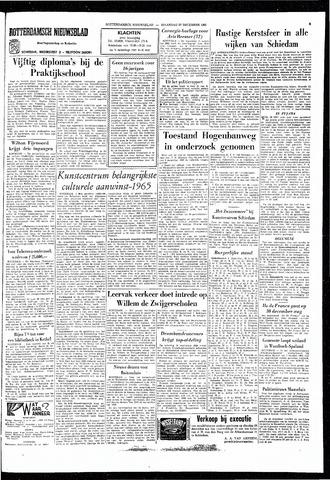 Rotterdamsch Nieuwsblad / Schiedamsche Courant / Rotterdams Dagblad / Waterweg / Algemeen Dagblad 1965-12-27