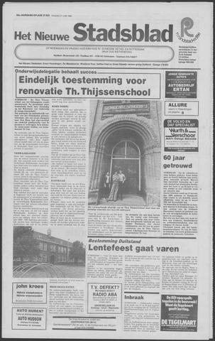 Het Nieuwe Stadsblad 1980-06-27