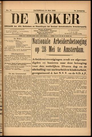 De Moker 1908-05-16