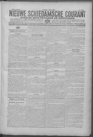 Nieuwe Schiedamsche Courant 1925-03-04